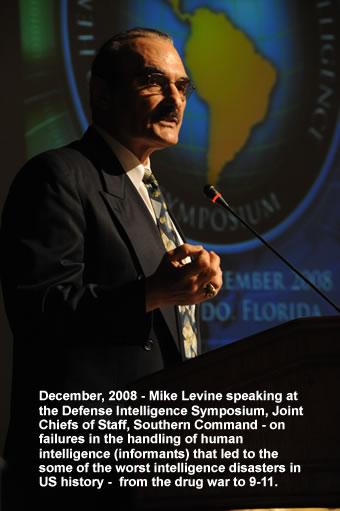 Michael Levine – Police Trial Expert